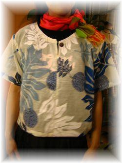 short simple blouse