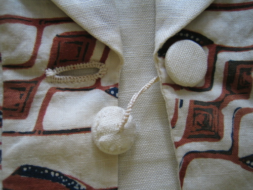 buttons,buttonhole&loop