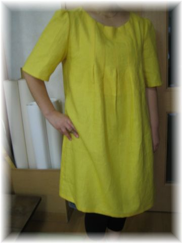 front_tuck_tunic_dress