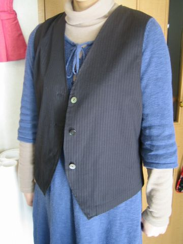 simple_vest by stripe_fabric