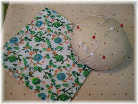 coaster&pincoushion