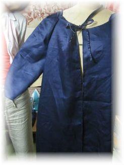 smock coat_dress