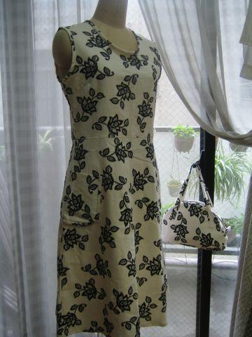 Dress&bag