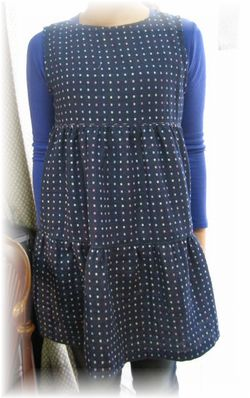 double gaze dress