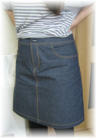 Jeans_skirt