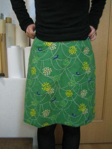 Printed_skirt